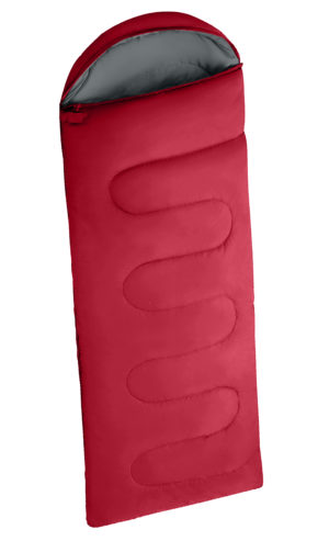 Camping SLEEPING BAG RED