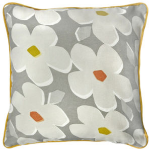 Cushions AURA CUSHION COVER GREY