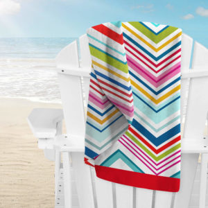 Beach MF Chevron Multi 150