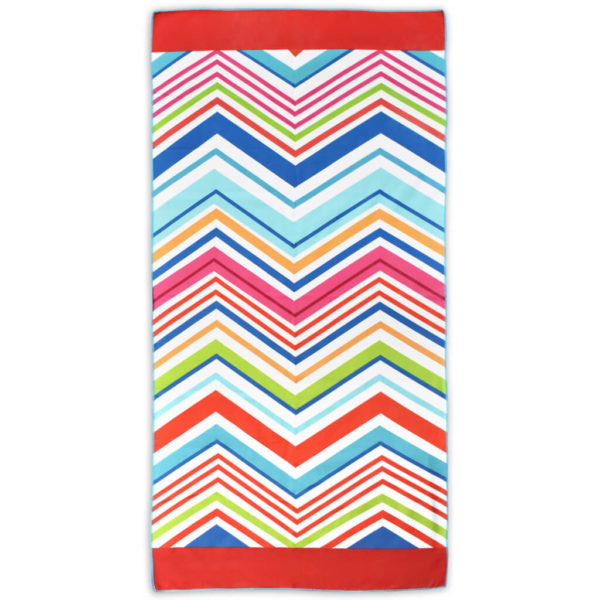 Beach MF Chevron Multi wb 150