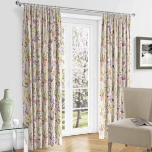 HAMPSHIRE FLORAL CURTAINS