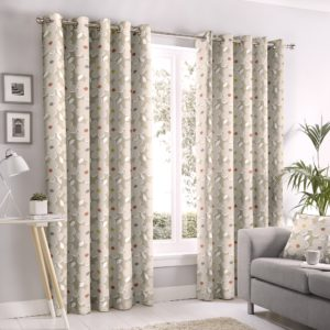 AURA RING TOP CURTAINS NATURAL