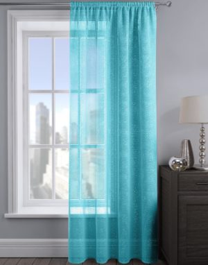 Aless Voile Teal 150