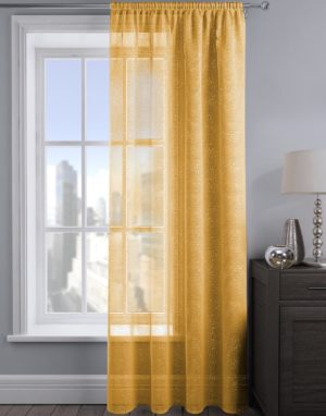 Aless Voile Yellow 150