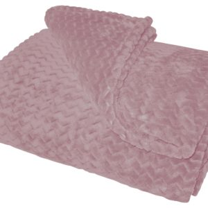 MODA THROWS MAUVE