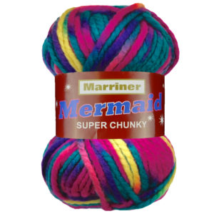 MARRINER MERMAID SUPER CHUNKY 100g