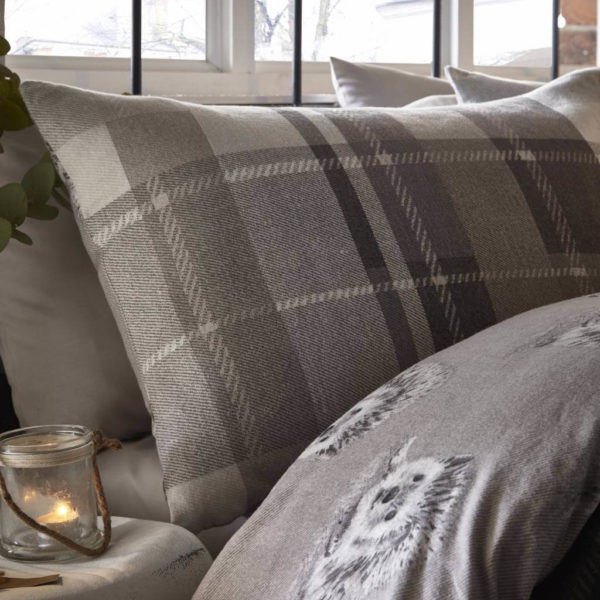 Colville Check Grey dts 150