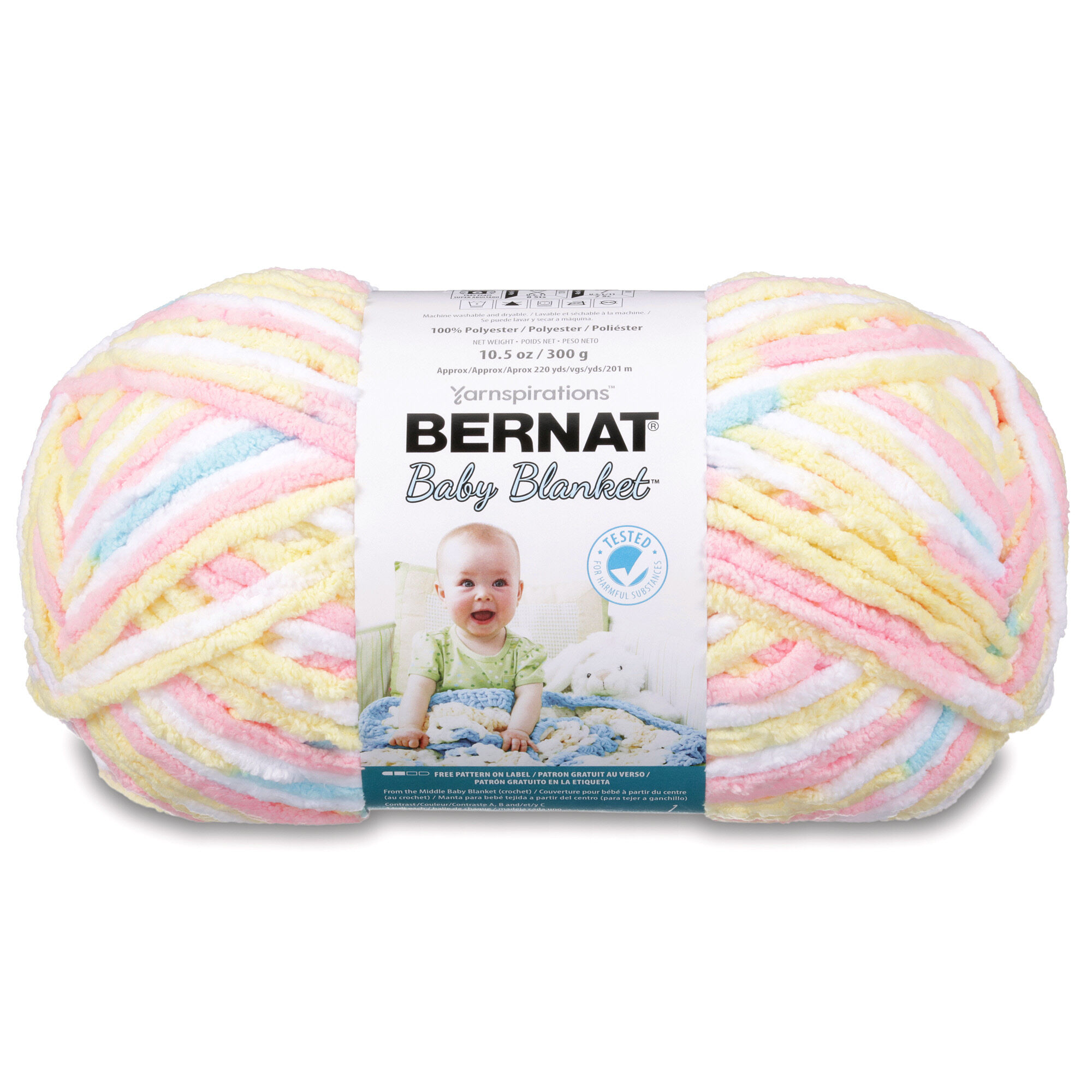 Bernat Baby Blanket Yarn 300g Shawsdirect