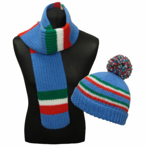 Adults & Kids Country Hat & Scarf Kit Italy