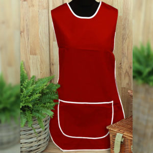 Grace Tabard Red rs 150