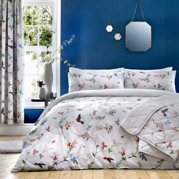 MANSFIELD QUILT COVER SET
