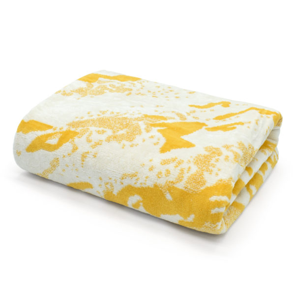 Marble Towel Gold wb 150