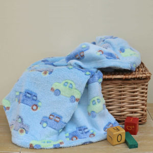 Baby Blanket Cars rs 150
