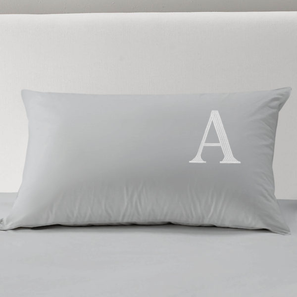 Letter A PC Grey 150